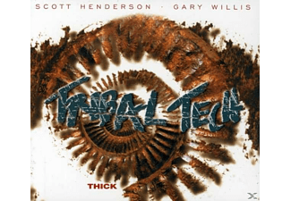 Tribal Tech - Thick - (CD)