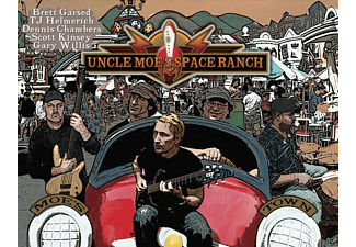 Uncle Moe's Space Ranch - Moe'S Town - (CD)