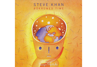 Steve Khan - Borrowed Time - (CD)