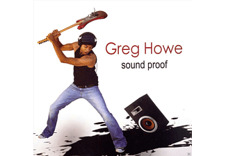 Greg Howe - Sound Proof - (CD)