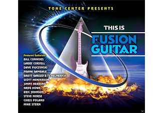 VARIOUS - This Is Fusion Guita - (CD)