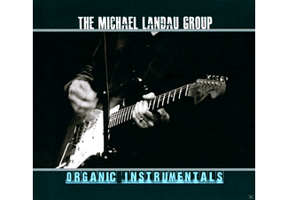 Michael Landau Group - Organic Instrumental - (CD)