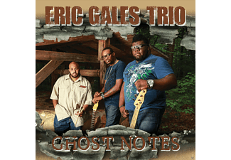 Eric Gales Trio - Ghost Notes - (CD)