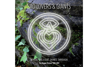Sad Lovers Giants - Where The Light Shines Through-The Bigger Picture - (CD)