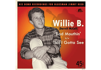 Darrell Mccall - Willie B.(Darrell McCall) Bad Mouthin'-This I G - (Vinyl)