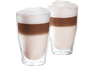 tchibo cafissimo 300056 2 tlg latte macchiato gl ser kaufen saturn. Black Bedroom Furniture Sets. Home Design Ideas