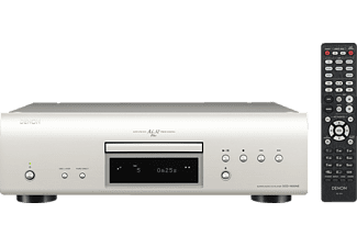 DENON DCD 1600NE HiFi-CD-Player (Premium-Silber)