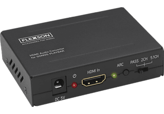 FLEXSON FLXHDX11021 HDMI-Audio Konverter