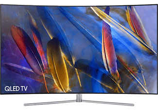 "SAMSUNG QE49Q7CAMTXXC Q7C 49"" QLED 4K Curved Smart TV"