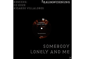"2raumwohnung - Somebody Lonely And Me (Remixes/Ltd.12"") - (Vinyl)"