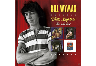 Bill Wyman - White Lightnin' - (Vinyl)