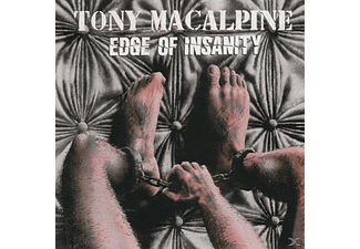 Tony Macalpine - Edge Of Insanity - (CD)