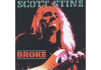 Scott Stine - Broke - (CD)