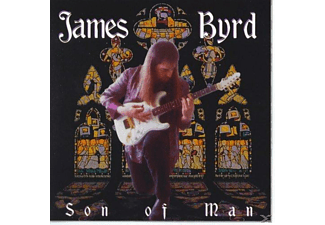 James Byrd - Son Of Man - (CD)