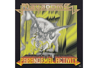 Mayadome - Paranormal Activity - (CD)