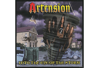 Artesion - Into The Eye Of The - (CD)