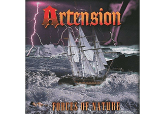 Artesion - Forces Of Nature - (CD)