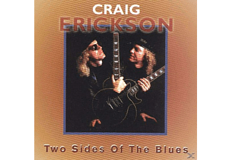 Craig Erickson - Two Sides Of The Blu - (CD)