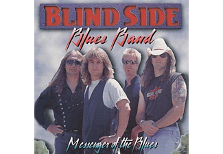 Blindside Blues Band - Messenger Of The Blu - (CD)