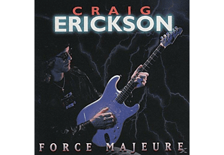 Craig Erickson - Force Majeure - (CD)