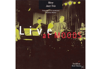 New Jazz Trio - Live at Moods: New Jazz Trio - (CD)