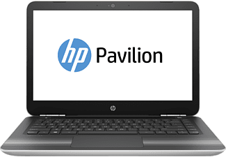 HP Pavilion 14-al132ng, Notebook mit 14 Zoll Display, Core™ i7 Prozessor, 8 GB RAM, 256 GB SSD, GeForce 940MX, Silber