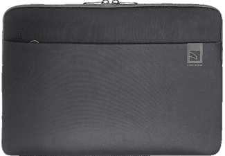 TUCANO TOP Sleeve, MacBook Pro, 15 Zoll, Schwarz