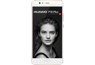 HUAWEI P10 Plus, Smartphone, 128 GB, 5.5 Zoll, Gold, LTE