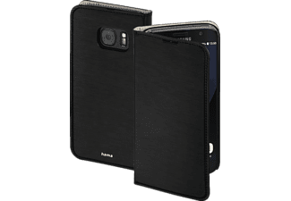 HAMA Slim, Samsung, Bookcover, Galaxy S8, High-Tech-PU, Schwarz