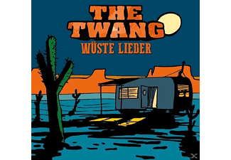 The Twang - Wüste Lieder - (CD)