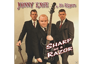 Johnny Knife & His Rippers - Sharp As A Razor - (CD)