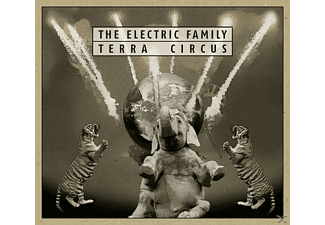 The Electric Family - Terra Cicus - (CD)