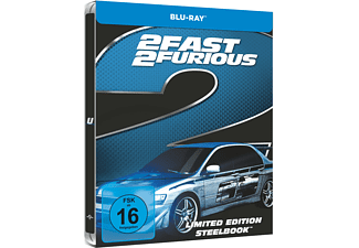 2 Fast 2 Furious (Exklusives Steelbook) [Blu-ray]