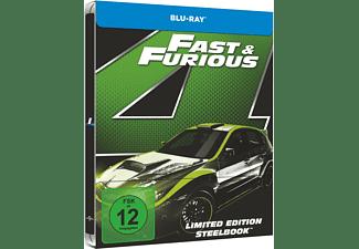 Fast & Furious - Neues Modell. Originalteile. (Exklusives Steelbook) - (Blu-ray)
