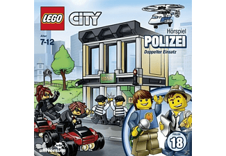 VARIOUS - LEGO City 18: Polizei - (CD)