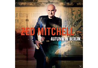 Zed Mitchell - Autumn in Berlin - (CD)
