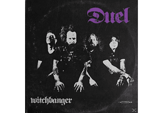 Duel - Witchbanger - (CD)