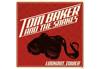 Tom Baker & The Snakes - Lookout Tower - (CD)