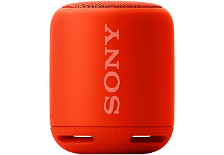 SONY SRS-XB10, Bluetooth Lautspecher, Near Field Communication, Rot