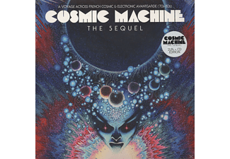 Cosmic Machine - Cosmic Machine The Sequel - (LP + Bonus-CD)