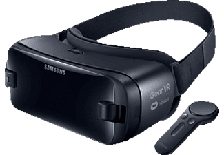 SAMSUNG Gear VR mit Controller ((SM-R324)), Virtual Reality Brille