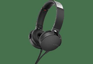Sony Over Ear Oordopjes Headset Zwart