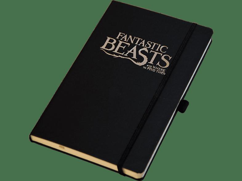 Legendás állatok és megfigyelésük előrendelői bónusz - napló