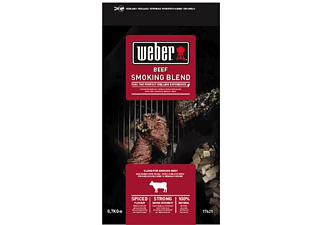 WEBER Smoking wood chips - Nötkött