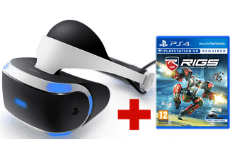 playstation casque de r alit virtuelle vr rigs mechanized combat league vr ps4. Black Bedroom Furniture Sets. Home Design Ideas
