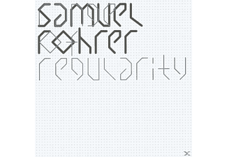 Samuel Rohrer - Range Of Regularity - (CD)