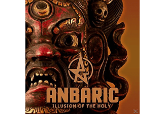 Anbaric - Illusion Of The Holy - (CD)