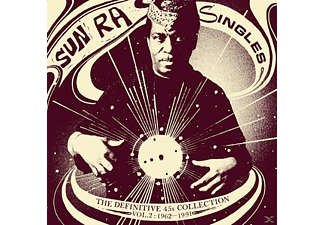 Sun Ra - Singles 1962-1991 - (LP + Download)