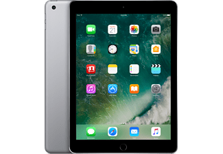 "APPLE iPad 9.7"" 128 GB WiFi - Grå"