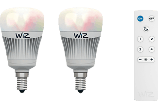 WIZ WZ0134082 Colours, LED Leuchtmittel, 8 Watt